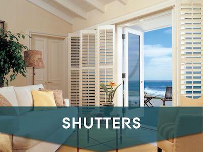 Shutters in Spain