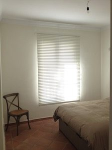 Bedroom Shutters in Spain