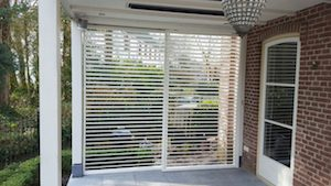 Exterior Shutters in Spain