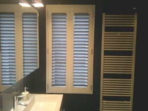 Bathroom Shutters in Spain