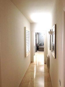 Hallway Shutters in Spain