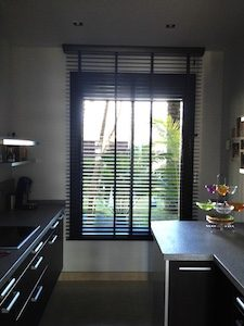 Kitchen blinds in Spain