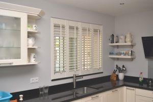 Kitchen shutters in Spain