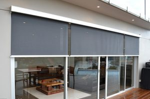 Exterior blinds Spain