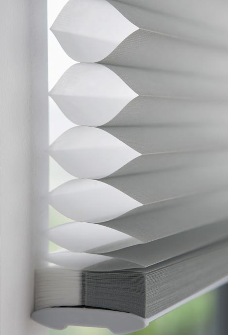 Duette blinds in Spain