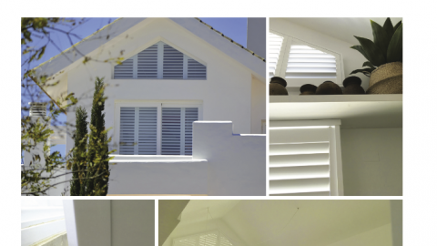 Shutters in Spain Features in the Home & Lifestyle Magazine